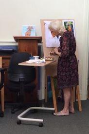 Sylvia Painting